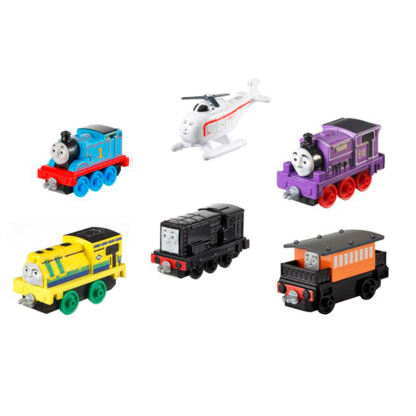 Игровой набор Mattel Thomas & Friends - Железные дороги и паровозики, артикул:147059