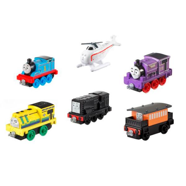 Купить Mattel Thomas & Friends DWM28 Томас и друзья Маленькие паровозики (в ассортименте), Игровой набор Mattel Thomas & Friends