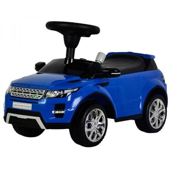 Купить Land Rover Z348 Машина-каталка, голубая