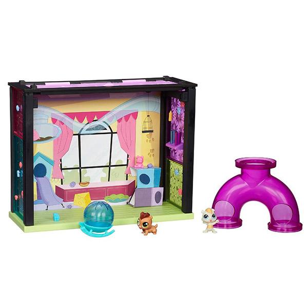 Игровой набор Hasbro Littlest Pet Shop - Домики и замки, артикул:132148
