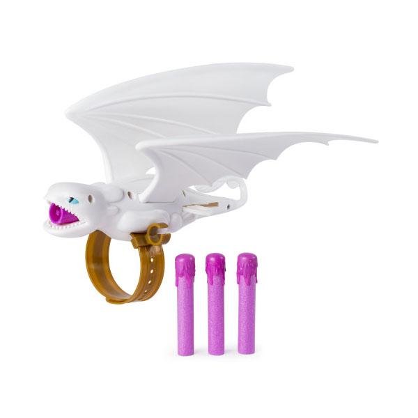 Купить Dragons 66627Wh Дрэгонс Бластер-браслет Дневная Фурия, Игрушечное оружие Dragons