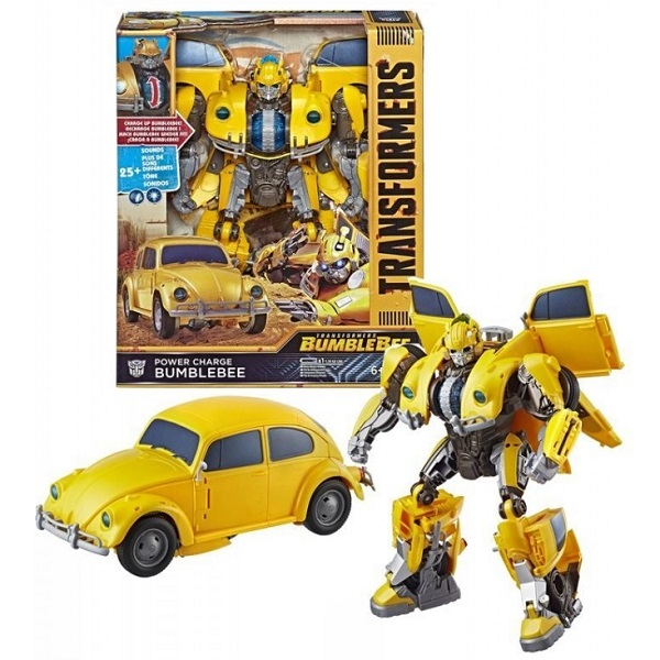 Hasbro Transformers E0982 Трансформеры Заряженный Бамблби