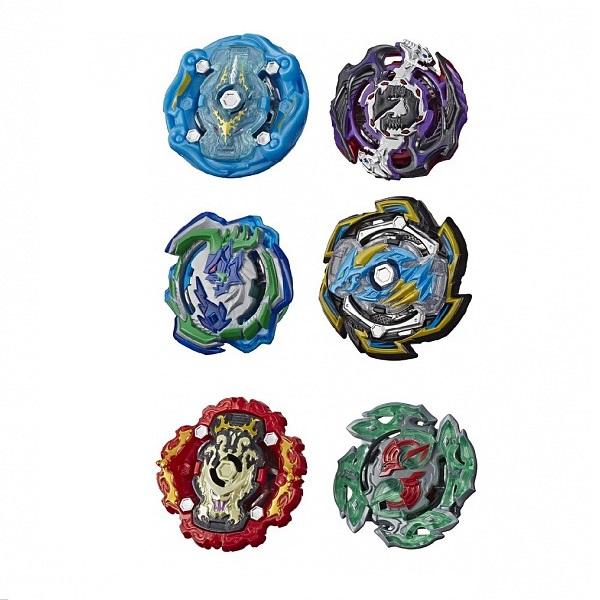 Купить Hasbro Bey Blade E7533 Бейблэйд: Игровой набор 2 волчка Гиперсфера (в ассортименте), Игровые наборы и фигурки для детей ТМ