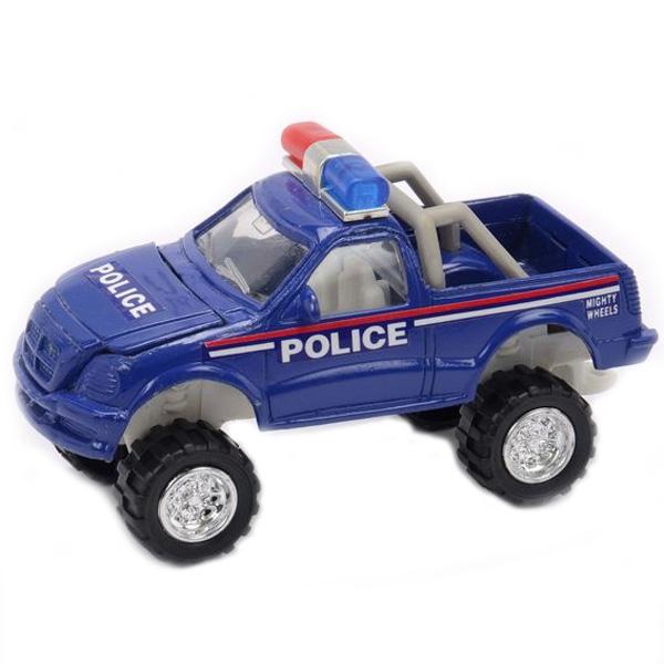 Soma 78268 Полицейский пикап 12 см