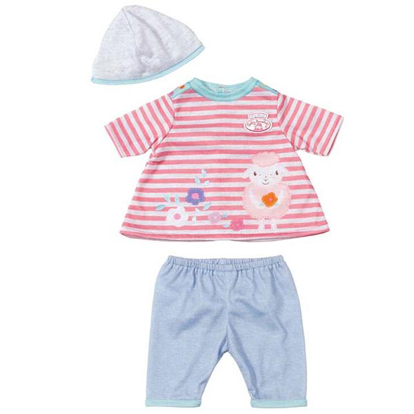 Одежда для куклы Zapf Creation - Одежда и аксессуары для кукол, артикул:136630