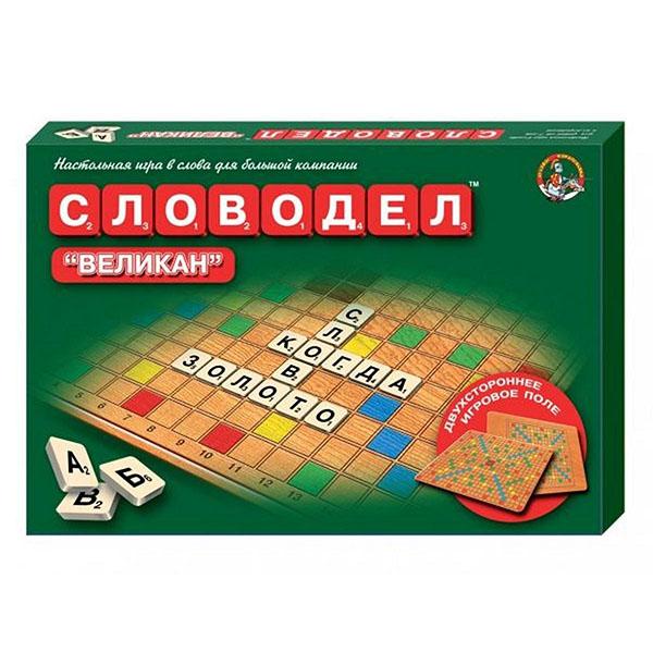 Купить Десятое королевство TD01078 Игра настольная Словодел Великан , Настольные игры Десятое Королевство
