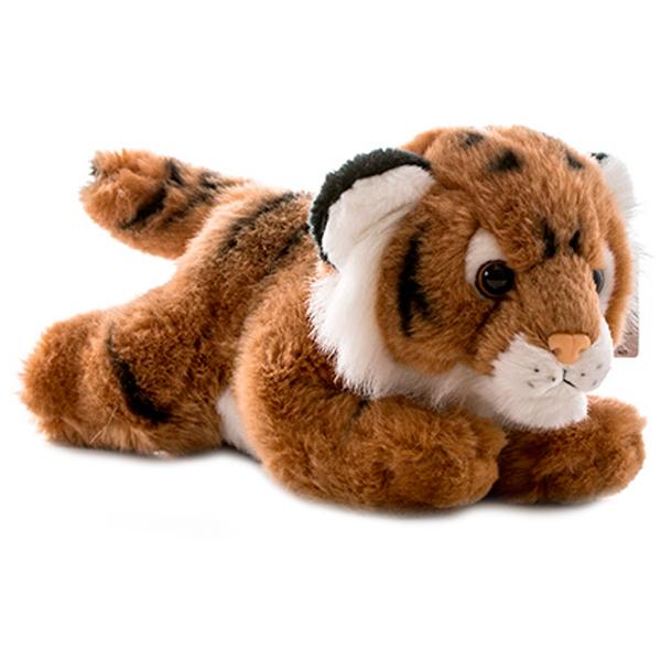 Купить Aurora 300-17 Аврора Тигр коричневый, 28 см, Мягкая игрушка Aurora