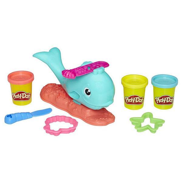 Купить Hasbro Play-Doh E0100 Игровой набор Забавный Китёнок, Пластилин Hasbro Play-Doh
