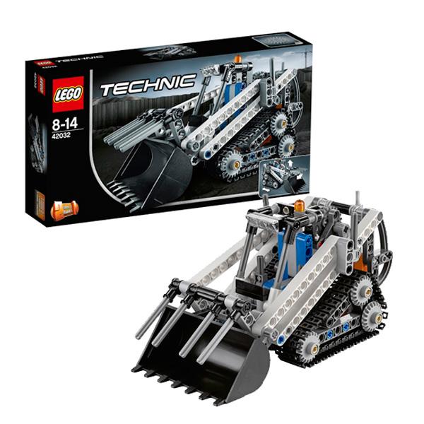 Lego Technic 42032 Лего Техник Гусеничный погрузчик