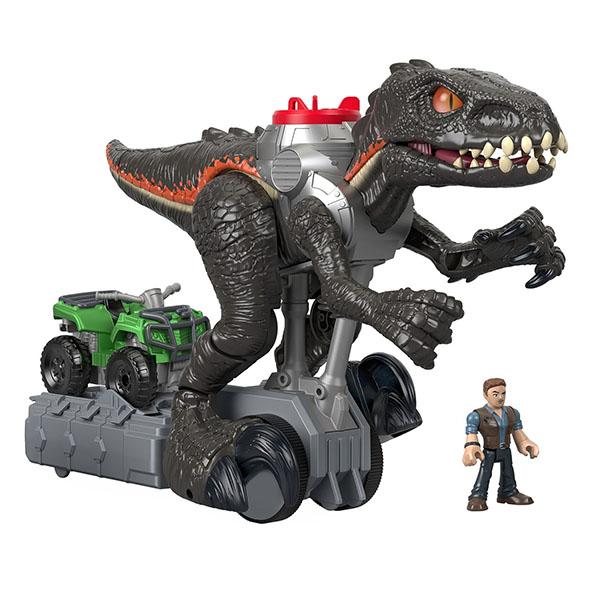 Интерактивная игрушка Mattel Jurassic World