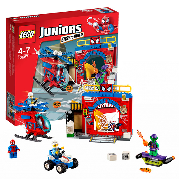 Конструктор LEGO - Джуниорс, артикул:104094
