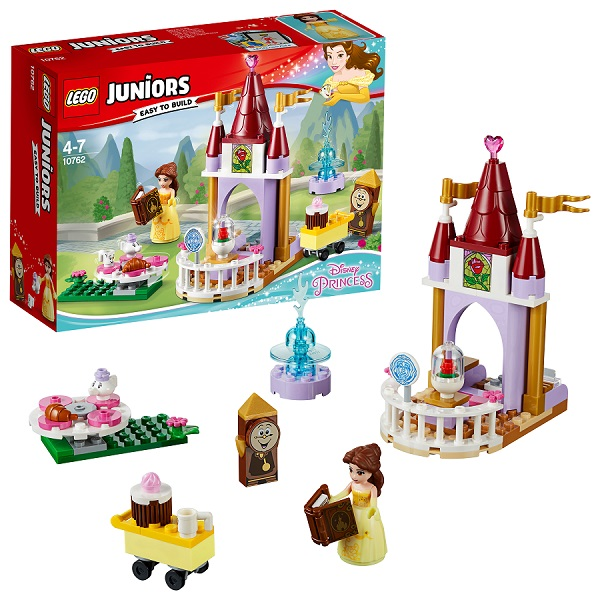 Lego Juniors 10762 Конструктор Лего Джуниорс Сказочные истории Белль, арт:154186 - Джуниорс, Конструкторы LEGO