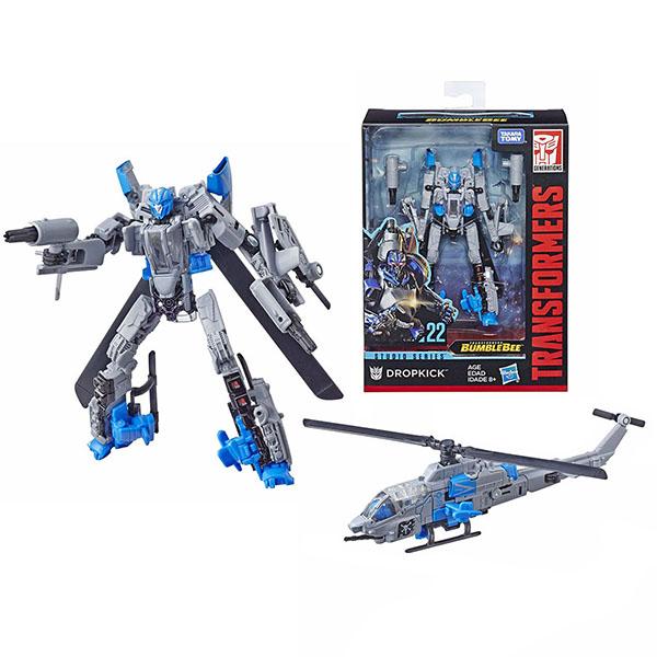 Купить Hasbro Transformers E0701/E0958 Трансформер Дропкик коллекционный 20 см, Игрушечные роботы и трансформеры Hasbro Transformers