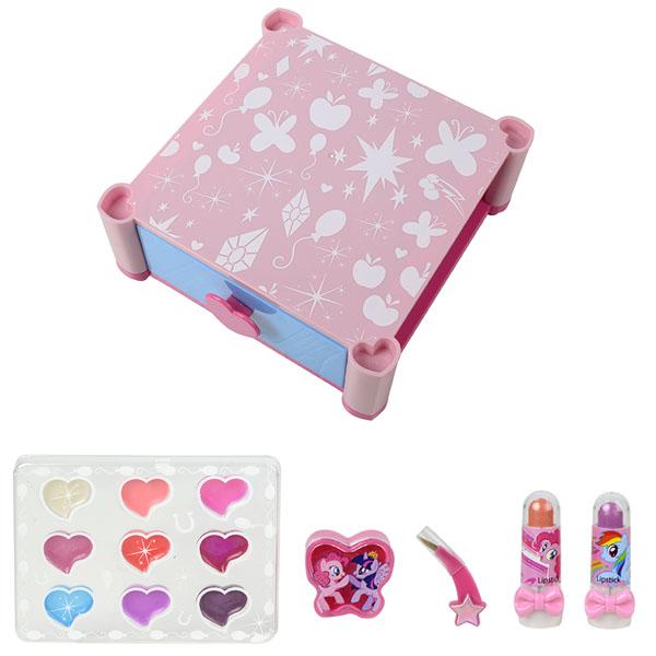 Markwins 9711551 My Little Pony Игровой набор детской декоративной косметики для губ