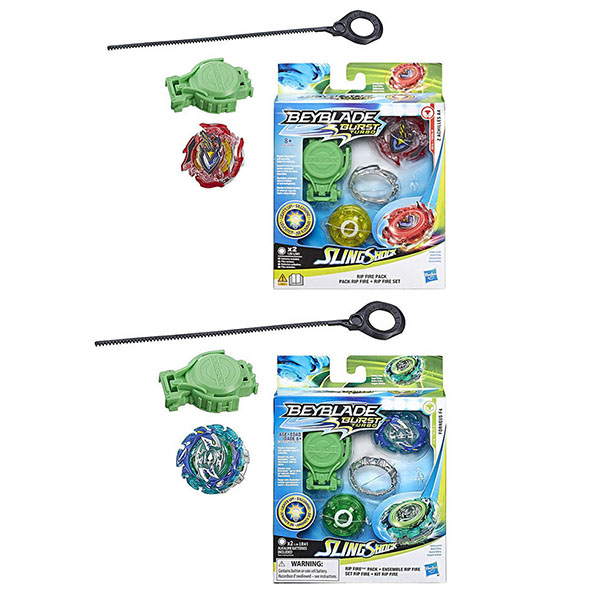 Игровые наборы Hasbro Bey Blade E5831 Бейблэйд волчок с пусковым устройством фото