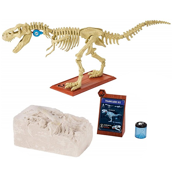 Купить Mattel Jurassic World FTF12 Игровой набор Раскопки , Игровые наборы и фигурки для детей Mattel Jurassic World
