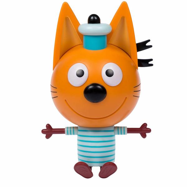 Купить Три кота T16181 Фигурка Коржик 15 см, подвижные ножки, ручки, голова, со звуком, Игровые наборы и фигурки для детей 3 Кота