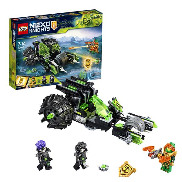 Lego Nexo Knights 72002 Конструктор Лего Нексо Боевая машина близнецов, арт:152466 - Nexo Knight, Конструкторы LEGO