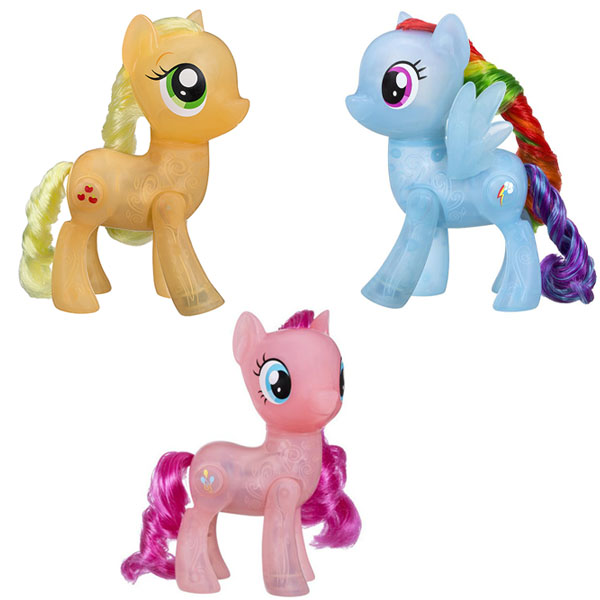 Hasbro My Little Pony C0720 Май Литл Пони Мерцание интерактивная Пинки Пай, арт:151284 - My Little Pony, Куклы и аксессуары