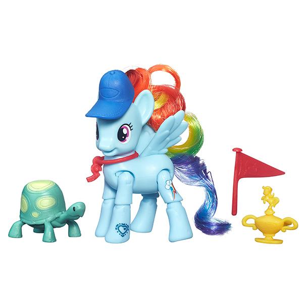 Купить Hasbro My Little Pony B3602 Май Литл Пони Игровой набор с артикуляцией (в ассортименте), Фигурка Hasbro My Little Pony