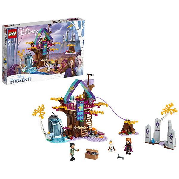 Купить LEGO Disney Princess 41164 Конструктор ЛЕГО Принцессы Дисней Заколдованный домик на дереве, Конструкторы LEGO