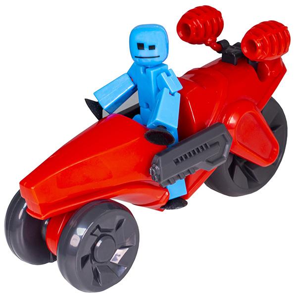 Купить Stikbot TST629TB Стикбот Мегабот Турбо Байк , Игровые наборы и фигурки для детей Stikbot