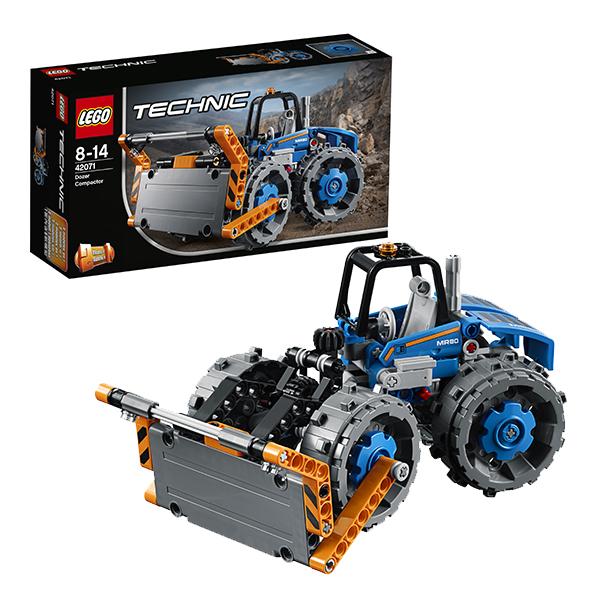 Купить LEGO Technic 42071 Конструктор ЛЕГО Техник Бульдозер, Конструкторы LEGO