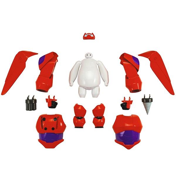 Big Hero 6 The Series 41295 Биг Хиро 6 Бэймакс с комплектом одежды-брони, арт:154952 - Любимые герои, Игровые наборы