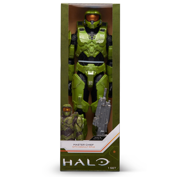 Купить HALO HLW0023 Фигурка героя Master Chief 12 с аксессуарами
