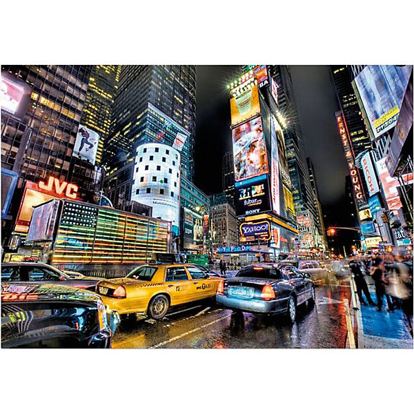 Educa 15525 Пазл 1000 деталей Таймс Сквер, Нью-Йорк - Настольные игры