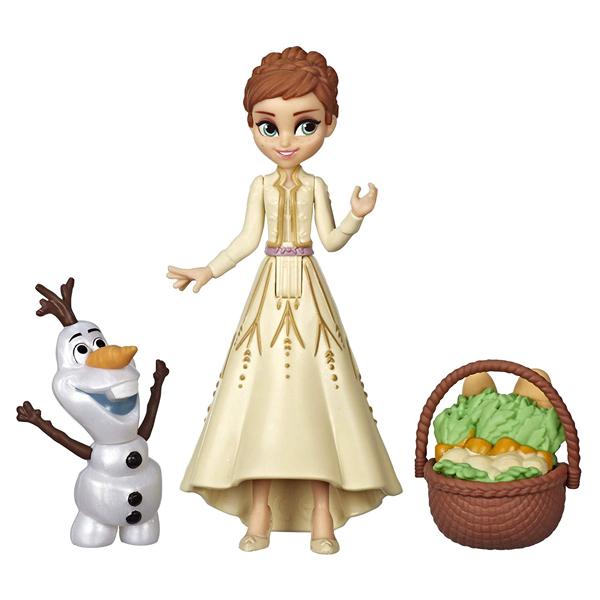 Купить Hasbro Disney Princess E5509/E7079 ХОЛОДНОЕ СЕРДЦЕ 2 Игровой набор Кукла Анна и друг, Фигурка Hasbro Disney Princess