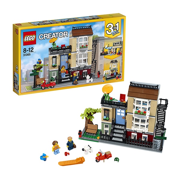Конструктор LEGO - Криэйтор, артикул:145738