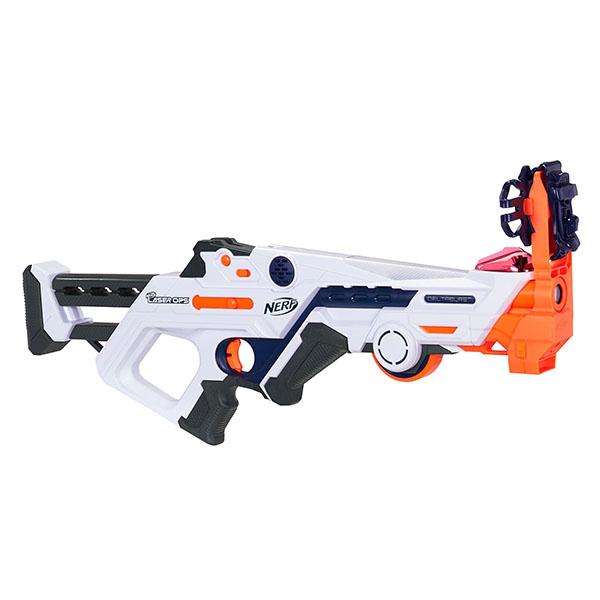 Игрушечное оружие и бластеры Hasbro Nerf E2279 Нерф Игровой набор Лазер Опс Дельтабёрст фото