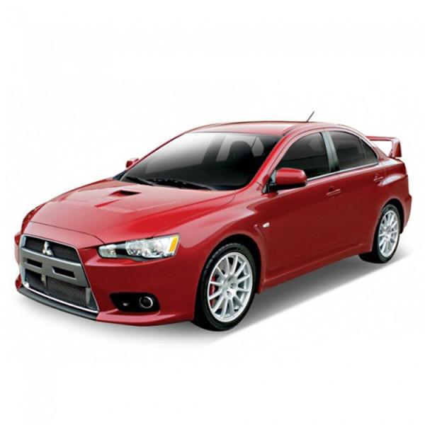 Купить Welly 43655 Велли Модель машины 1:34-39 Mitsubishi Lancer Evolution X, Машинка инерционная Welly