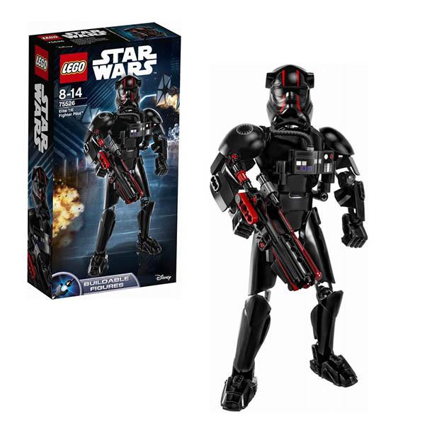 Lego Star Wars 75526 Конструктор Лего Звездные Войны Элитный пилот истребителя СИД, арт:150662 - Звездные войны, Конструкторы LEGO