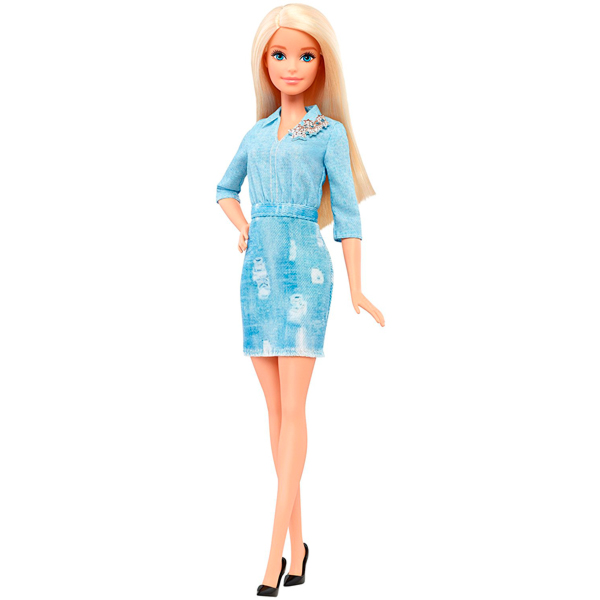 Купить Mattel Barbie DVX71 Барби Кукла из серии Игра с модой , Кукла Mattel Barbie