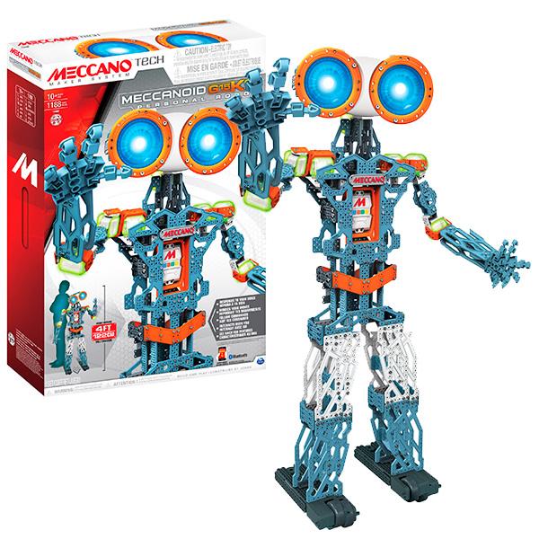 Meccano 91764 Меккано Робот Меканоид G15KS