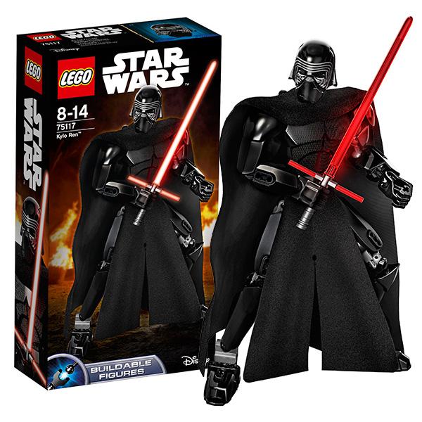Купить Lego Star Wars 75117 Лего Звездные Войны Кайло Рен, Конструктор LEGO