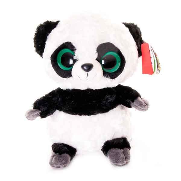 Купить Юху и его друзья 12-106 Панда, 12 см, Мягкая игрушка Aurora
