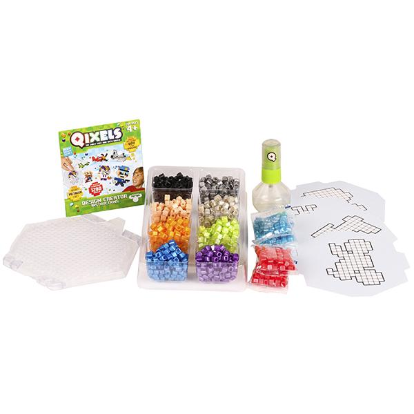 Купить Qixels 87043 Квикселс Набор для творчества Дизайнер , Набор для творчества Qixels
