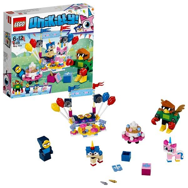 Купить LEGO Unikitty 41453 Конструктор ЛЕГО Юникитти Вечеринка, Конструкторы LEGO