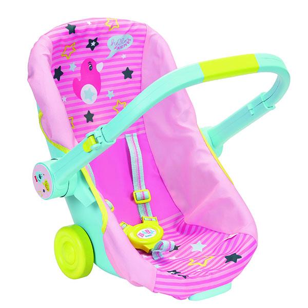 Купить Zapf Creation Baby born 824-412 Бэби Борн Сиденье-переноска, Куклы и пупсы Zapf Creation