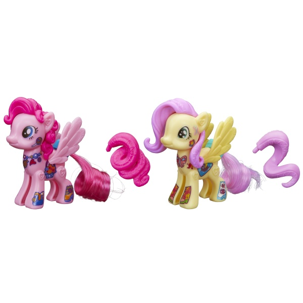 Купить Hasbro My Little Pony B3589 Создай свою пони (в ассортименте), Кукла Hasbro My Little Pony