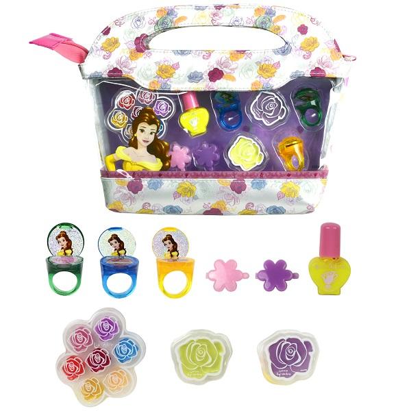 Купить Markwins 9705651 Beauty and the Beast Игровой набор детской декоративной косметики в сумочке, Косметика для девочек Markwins