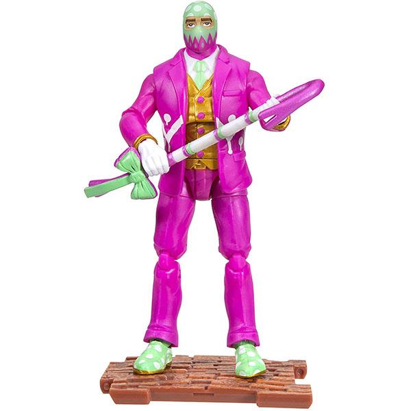 Игровые наборы и фигурки для детей Fortnite FNT0265 Фигурка героя Hopper с аксессуарами (SM) фото