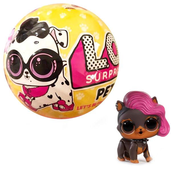 Купить L.O.L. Surprise 549574 Кукла-сюрприз Питомец, Куклы и пупсы LOL