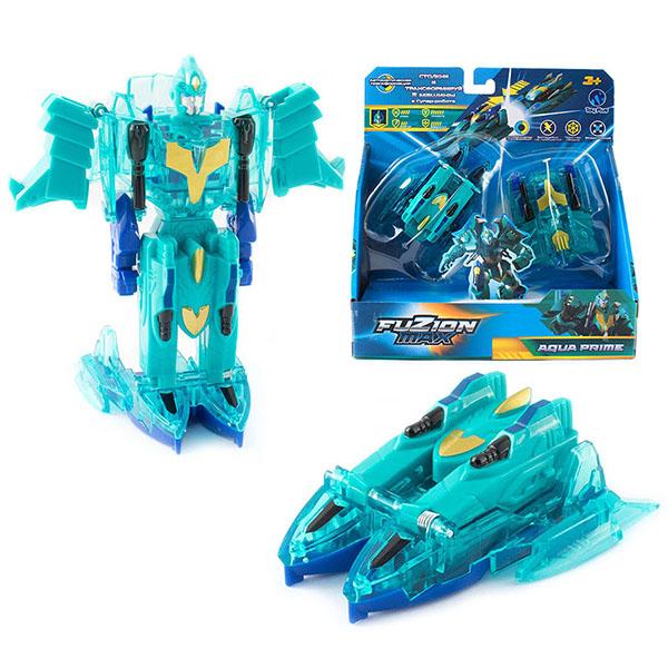 Игрушечные роботы и трансформеры Fuzion Max