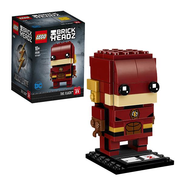 Lego BrickHeadz 41598 Конструктор Лего БрикХедз Флэш, арт:152378 - BrickHeadz, Конструкторы LEGO