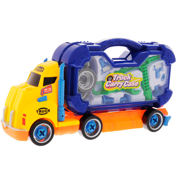 Boley 31670 Машина Смелый гонщик с инструментами (в ассортименте) - Игрушки для малышей