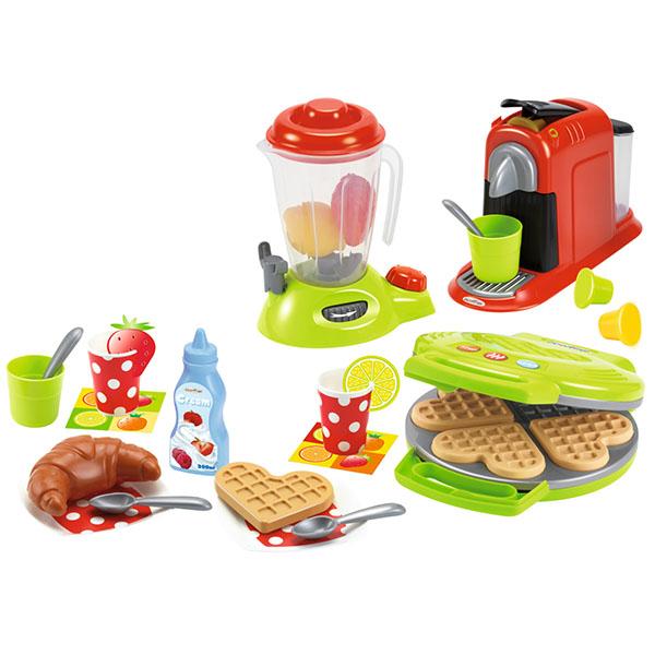 Игровые наборы Ecoiffier 2624S Набор кухонной техники - 28 предметов фото